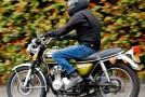Motociclist accidentat de un şofer care a părăsit locul faptei