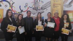 Ei sunt elevii cu care ne mândrim! Premii şi menţiuni la Olimpiada Naţională de Limba şi literatura română