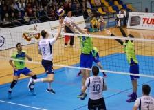 Voleibaliştii zălăuani prelungesc suspansul în finala campionatului