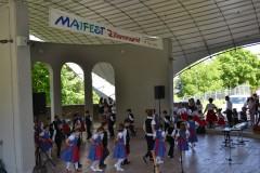 Cântece şi dansuri tradiţionale germane, la Maifest 2016
