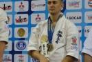 """Cristian Bolduţ, pentru a treia oară consecutiv pe podium la """"Europene"""""""