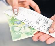 Bonurile fiscale câştigătoare la Loteria organizată de Paşti