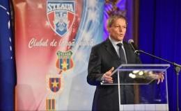 """Dacian Cioloş, premierul României:  """"Am avut şansa să urmăresc finala Cupei Campionilor din '86, la unul dintre puţinele televizoare color din Şimleu Silvaniei"""""""