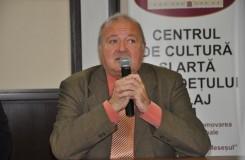 Medicina, prin fereastra religiei: profesorul dr. Nicolae Miu a conferenţiat la Zalău