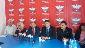 """Valeriu Steriu, preşedintele UNPR: """"Vom depăşi pragul electoral de cinci la sută"""""""
