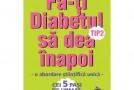 Raftul cu carte – Fă-ţi diabetul de tip 2 să dea înapoi: o abordare ştiinţifică unică