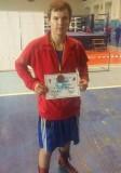 Pugilist de la CSM Zalău, selectat la Centrul Olimpic de la Reşiţa