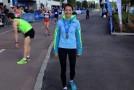 De ziua ei,  Paula Todoran şi-a făcut cadou primul loc la Semimaratonului de la Helsinki