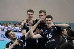 Doi jucători de la Volei Municipal au fost convocaţi la naţionala de juniori