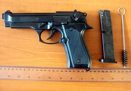Poliţiştii sălăjeni au confiscat opt arme letale şi 30 de kilograme de substanţe periculoase