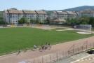 Zălăuanii pot alerga până la miezul nopţii: Pista de alergare de la Stadionul Municipal va fi iluminată