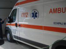 Accident grav în Sâncraiu Almașului