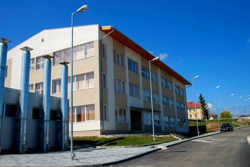 Campusul şcolar de la Sîg – cea mai mare investiţie în învăţământul sălăjean de până acum