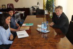Conducerea Primăriei Zalău s-a întâlnit cu oficialii Tenaris