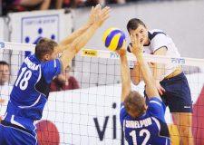 Decizie amânată în cazul voleibalistului Adrian Gontariu