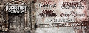 ROCKSTADT EXTREME FEST – Indoor Edition va avea loc în perioada 21-22 Octombrie, în Braşov
