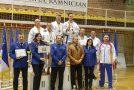 Dan Chiş, din nou pe podium la Campionatul Naţional de Karate organizat de MAI