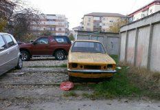 Adio, termen de un an: maşinile abandonate vor fi ridicate de primării după doar 60 de zile