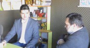 Radio Transilvania – Rotisorul Politic. Invitat: avocat Bogdan Ilea, candidat PNL Sălaj pentru Senat