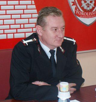 Un sălăjean în conducerea Inspectoratului General pentru Situaţii de Urgenţă