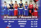 Cei mai buni pugilişti din România urcă în ring la Zalău