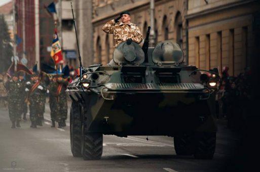 E ordin! Ministerul Apărării ne lasă fără parada militară motorizată în Zalău