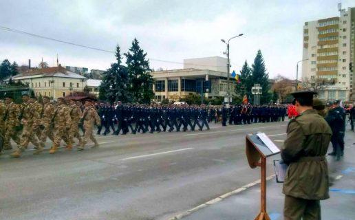 Ziua Națională a României, sărbătorită la Zalău: cinstirea lui Iuliu Maniu și defilarea au strâns laolaltă mii de sălăjeni