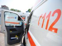 Accident grav în Șimleu: patru persoane au ajuns la spital