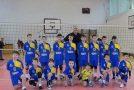 """Academia de Volei """"Marius Lazăr"""" s-a calificat la turneul semifinal al Campionatului Naţional"""