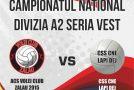Volei Club Zalău începe anul pe teren propriu