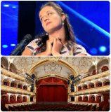 """Paula Rad – """"soprana fără scenă"""" din Zalău, primeşte o şansă la afirmare"""