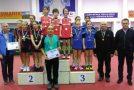 CSM Zalău, medalie de bronz la Campionatul Naţional de tenis de masă