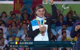 Medaliatul cu bronz la Jocurile Paralimpice de la Rio 2016, invitatul clubului Impact LEGO CNS