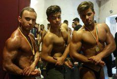 Trei culturişti de la CS Alfa Zalău, calificaţi în finala Campionatul Naţional