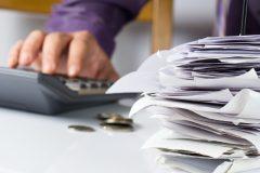 Luni, termen pentru mai multe obligaţii fiscale