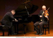 Lucian Ban şi Mat Maneri aduc jazz-ul la Zalău