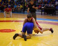 Zalăul, gazda Campionatului Naţional de lupte libere