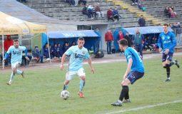 FC Zalău, o nouă victorie după trei înfrângeri consecutive