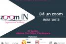 Conferinţa Zoom IN – Dă un Zoom angajaților tăi!