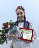 """Sălăjeanca Alexandra Chira- câștigătoarea Trofeului Festivalului de muzică populară """"Valeria Peter Predescu"""""""
