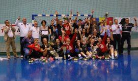 HC Zalău a obţinut al cincilea bronz din istoria clubului