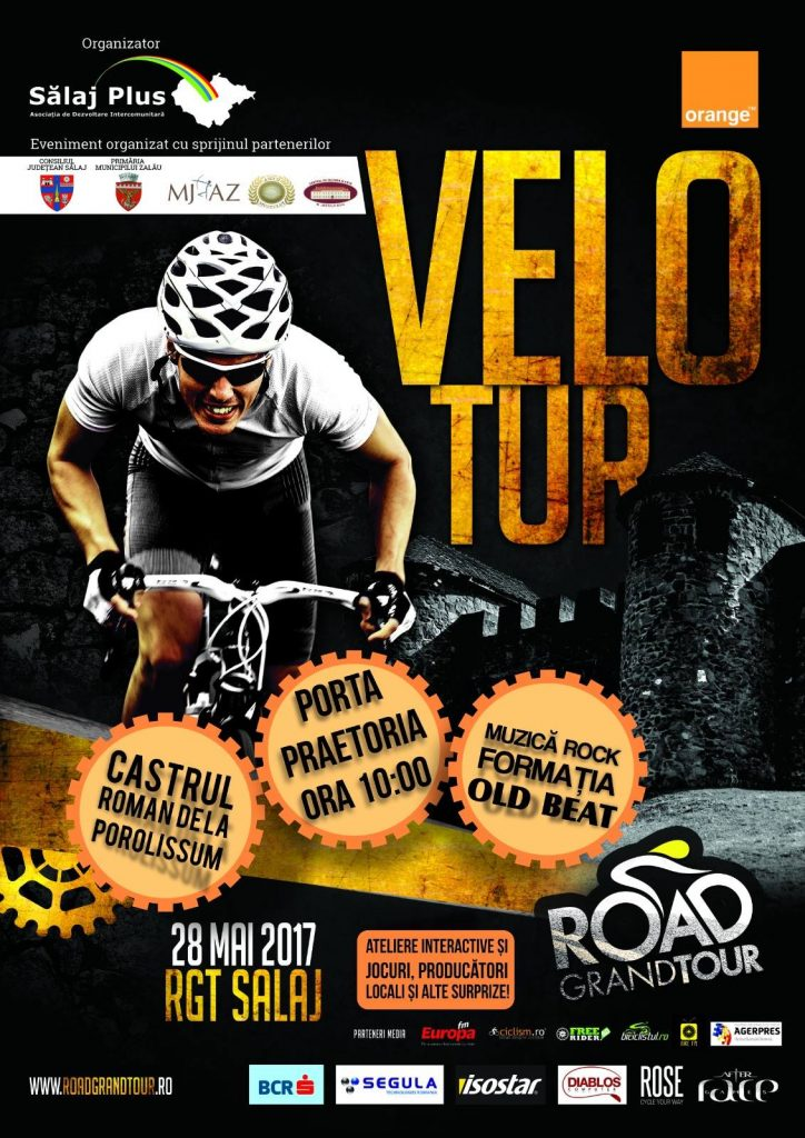 Sălaj Velo Tur: Porolissum 2017