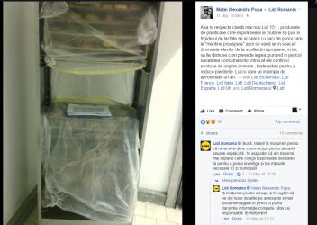 Un angajat LIDL vorbeşte despre presupuse nereguli din magazin