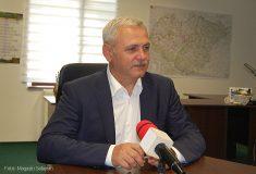 Liviu Dragnea: Șoseaua de centură a Zalăului va beneficia de sprijin din partea Guvernului