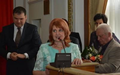"""Asistentă medicală din Şimleu, răsplătită cu """"Premiul Dr. Carol Mozes"""""""
