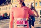 Andrada Vincze a renununţat la paleta de tenis pentru o cursă de maraton