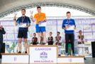 """Atletul Claudiu Meleg, pe podium la """"Crosul Gabriela Szabo"""" de la Bistriţa"""