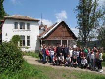 """Studenţi clujeni, în vizită la Casa Memorială """"Iuliu Maniu"""""""