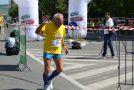 Petru Bologa a câştigat desculţ argintul la Campionatul Naţional pentru veterani