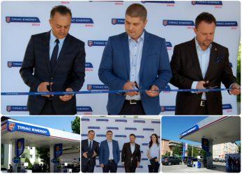 Țiriac Energy – Sincro din Zalău, prima stație din Transilvania a companiei